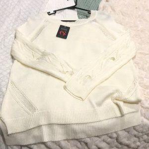 NWT Curvy Sense Sweater